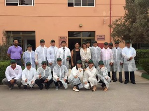 Chinese medical delegation visit Jordan